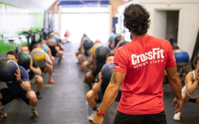 We are hosting! Crossfit level 1 & 2 courses